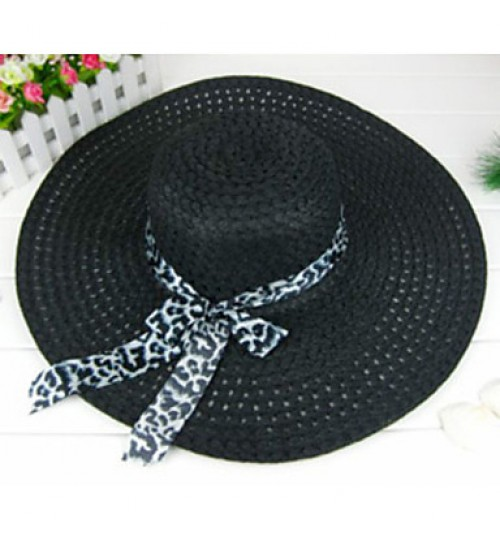 Women Basketwork Hats With Special Occasion/Casual/Outdoor Headpiece(More Colors)